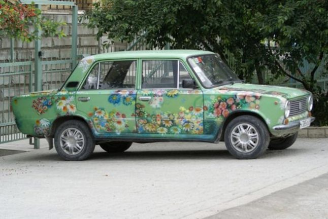 Attempts to re-engineer old Lada's to meet modern emissions standards failed, in spite of some clever marketing, because the engines still ran on a tar/vodka mix.